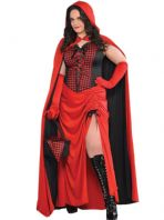 Red Riding Hood  Enchantress Costume (FANC12148)
